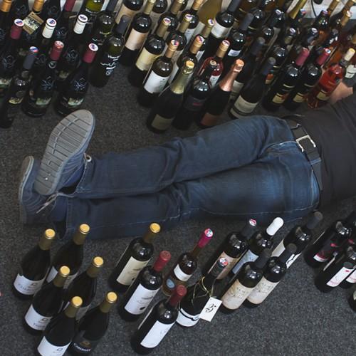 Zber vzoriek vína do nového vydania Slovak Wine Guide 2018